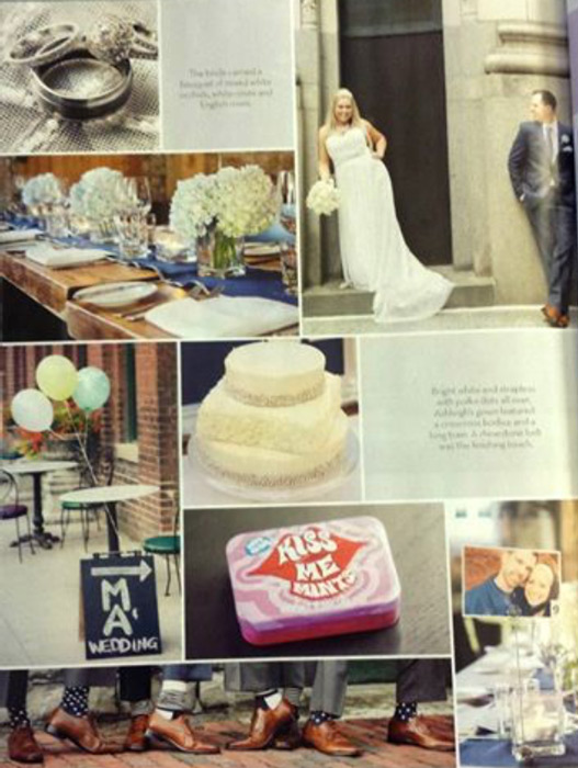 Ashleigh and Michael's Wedding Trends 2015