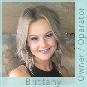 Brittany Buck owner and operator BBBeauty Boutique